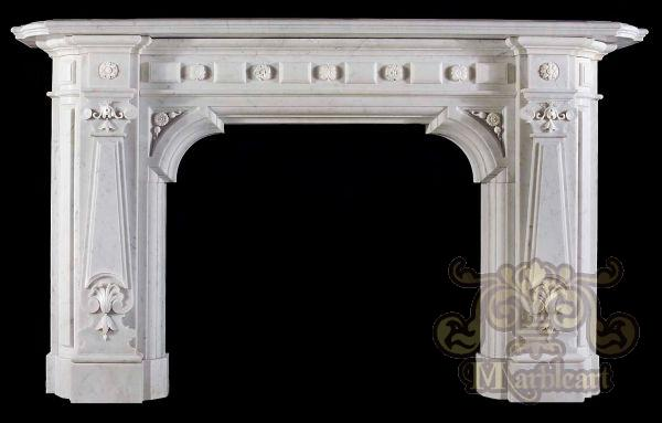 Kamīns :: meistari HC-F-3350.jpg :: stone-carving-products-Europe